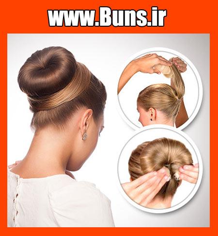 خرید کش موی Hot buns