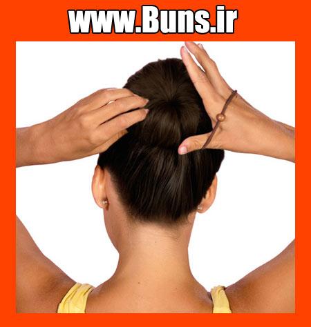 عكس آموزش تل موي Hot buns