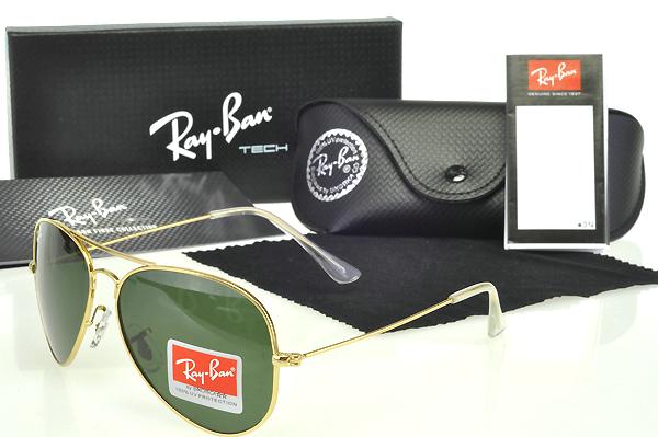 خرید عینک آفتابی Ray Ban Classic Gold